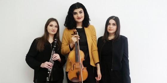 """Debutto a Villesse per il Festival """"Nei suoni dei luoghi"""" con la partecipazione del Trio Vidovi¼ć-Majar-Savić (© Festival Nei Suoni dei Luoghi)"""