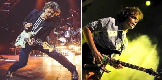 40 anni di Punk raccontati dal chitarrista di Ligabue Federico Poggipollini e Gianni Rojatti (© HomePage Festival)