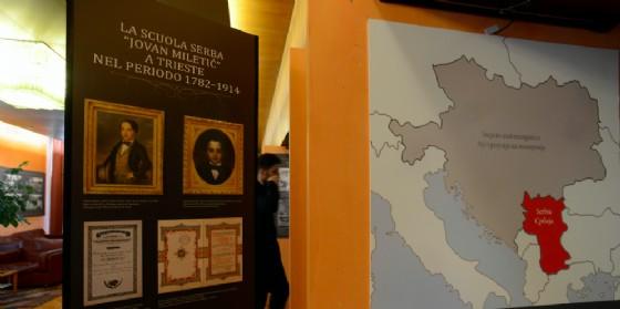 """Presentata la mostra """"La Serbia e i Serbi nel periodo storico tra il 1914 e il 1918"""" (© Regione Friuli Venezia Giulia)"""
