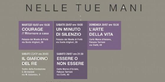 Di prossima partenza a Gradisca d'Isonzo il Festival di Teatro Sociale