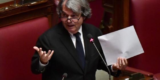 Il capogruppo alla Camera di Forza Italia Renato Brunetta