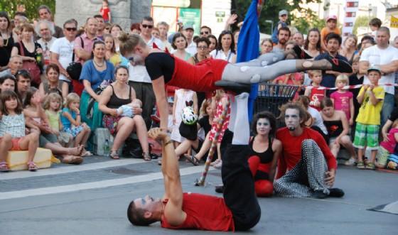 Arriva il Festival Internazionale di Teatro di Strada Fvg