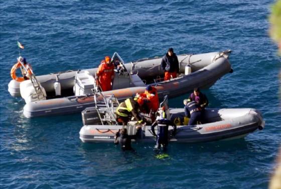 Salvate due donne disperse nella laguna di Venezia (© ANSA)