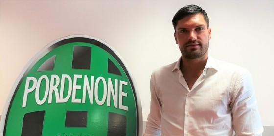 Nuovo ingaggio per i neroverdi: si unisce al team l'attaccante Federico Gerardi