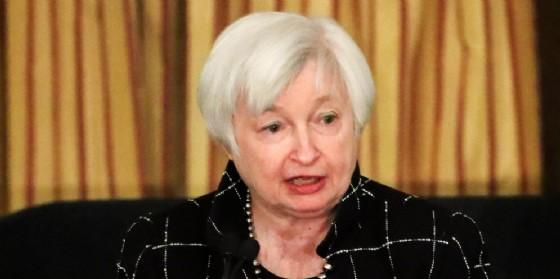 La presidente della Federal Reserve, Janet Yellen, fa il punto sul quadro macroeconomico dell'economia statunitense.