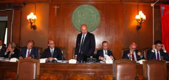 Nel Palazzo del Municipio si è svolto l'incontro conclusivo del Forum della Società Civile (© Comune di Trieste)