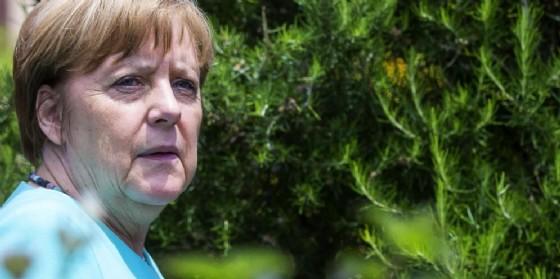 Al G20 si sono incontrati Donal Trump e Angela Merkel.