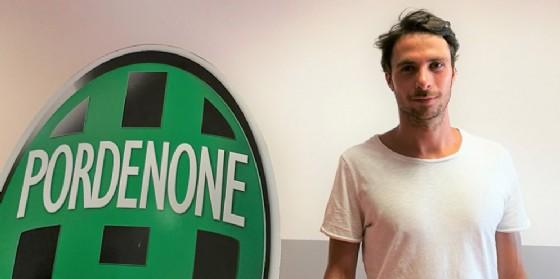 Calciomercato: ingaggiato il difensore Formiconi (© Pordenone Calcio)