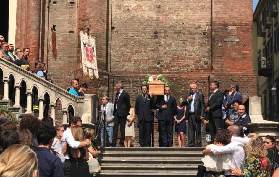 Funerale Elisa Ferrero