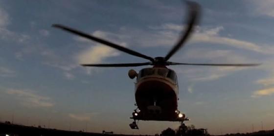 Cade da un terrazzino: volo di 3 metri per un'operaio (© Diario di Udine)