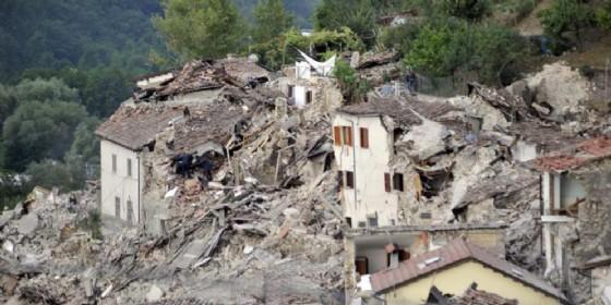 La solidarietà di Mosso per i comuni colpiti dal terremoto