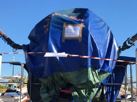 Un'immagine del luna park di San Benedetto del Tronto dove è morta una giovane mamma di 27 anni, Francesca Galazzo, precipitata da uno dei giochi