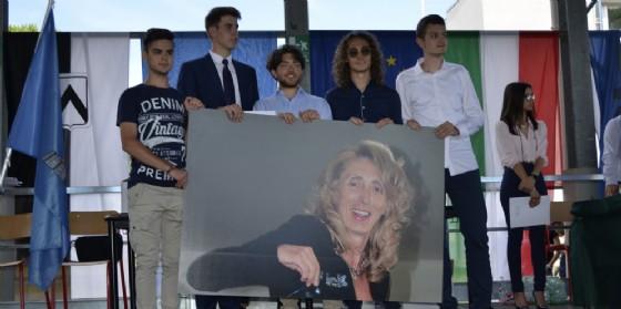 Festa dei Diplomi al Malignani di Udine nel ricordo della prof Eliana Ginevra (© L. Bianchini)