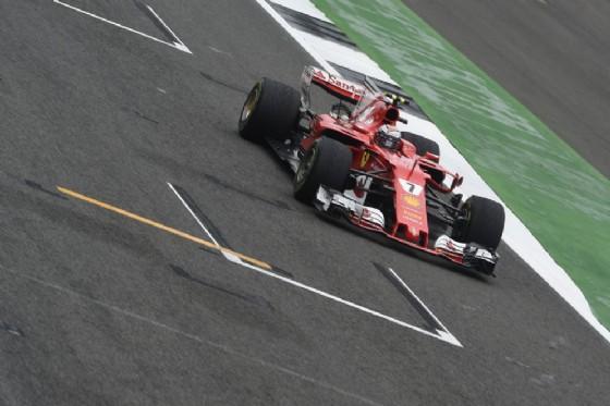 Iceman, secondo sulla griglia di partenza del Gran Premio di Gran Bretagna