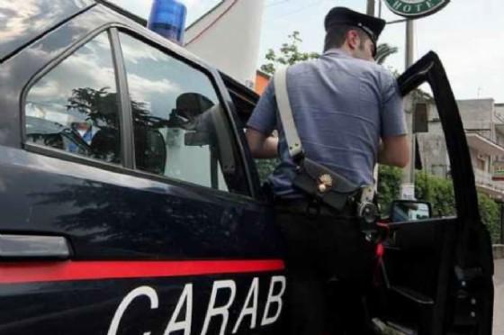 Pattuglia dell'Arma dei carabinieri