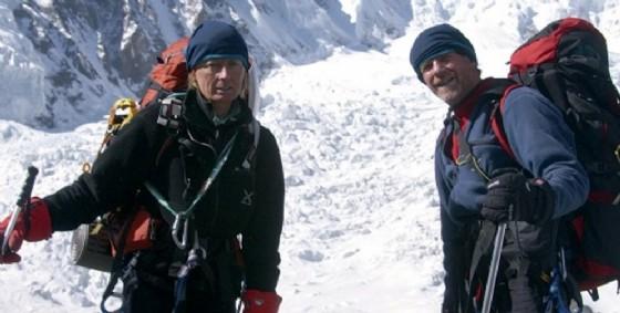 Montagna: Meroi e Benet testimoni per le Dolomiti (© Meroi)