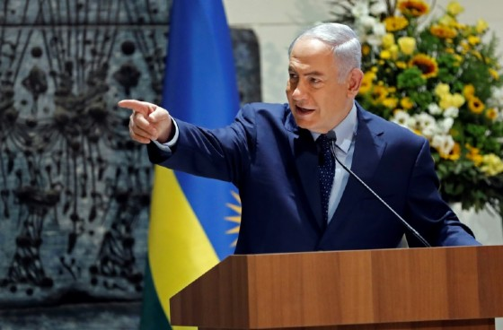 Israeli Prime Minister Benjamin Netanyahu shares Hungarian counterpart Viktor Orban's antipathy towards US billionaire George Soros