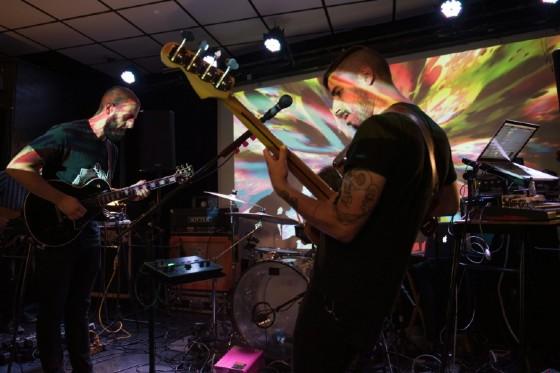 Montreal-based progressive rockers Atsuko Chiba performs during the Quebec City Festival