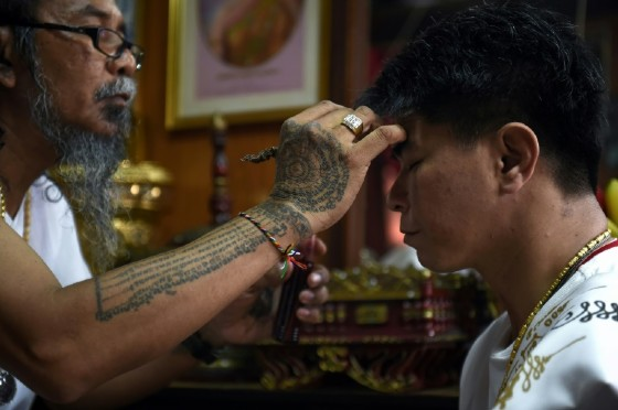 Today's Thai 'hermits'are more connected than ever: armed with smart phones, Facebook profiles and business-savvy, a new crop of mystics are harnessing tech to cultivate followings across Asia.