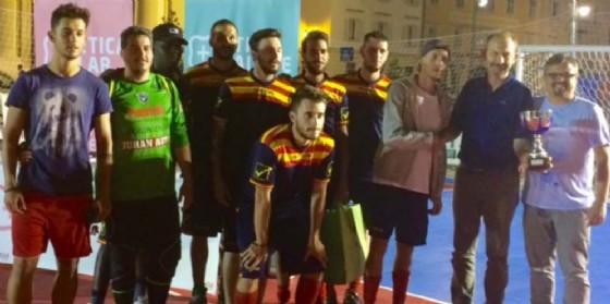 Vittoria d'estate a Gorizia: Gran finale tra calcio a cinque e fitness (© Vittoria d'Estate)