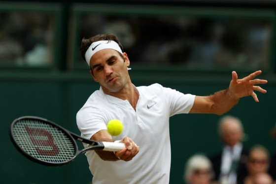 Switzerland's Roger Federer claimed his 19th Grand Slam title 6-3, 6-1, 6-4 and at 35 is Wimbledon's oldest men's winner of the modern era, succeeding Arthur Ashe, who was almost 32 when he won in 1976