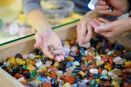 Prima mostra scambio e vendita dei minerali a Brosso