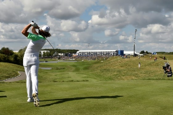 British player Tommy Fleetwood will be a contender at the Royal Birkdale for the upcoming British Open, a course he used to practice on secretly in his youth
