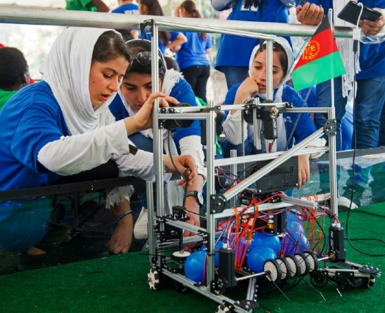 Unlike their counterparts from wealthier countries, the Afghans had unique problems they had to contend with such as a lack of some basic equipment