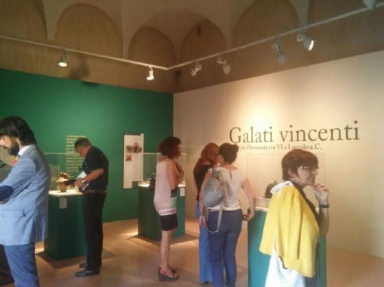 Titolo della mostra sui Galati/Galli/Celti