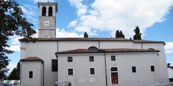 Mostra fotografica: restauro del campanile di San Canzian d'Isonzo
