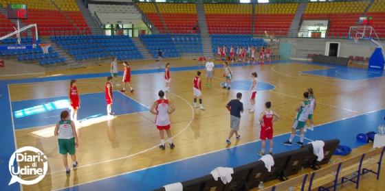 Mondiali femminili di basket under 19: si parte sabato con l'esordio dell'Italia (© Diario di Udine)
