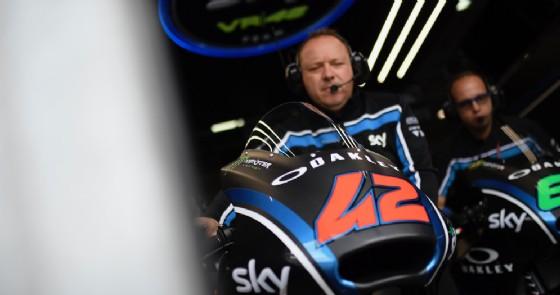Test a Brno per il nuovo telaio — MotoGP | Honda