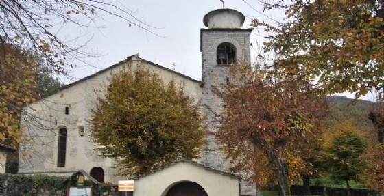 Prima visita alla chiesa San Giovanni al Monte, Quarona