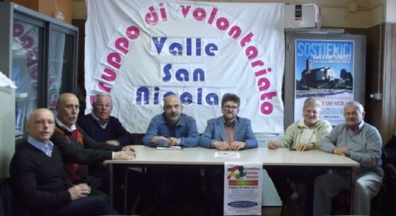 Il direttivo del gruppo di volontariato (© Volontariato Valle San Nicolao)