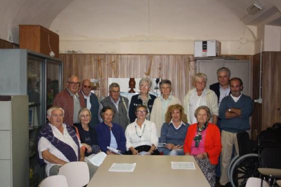 I volontari del gruppo