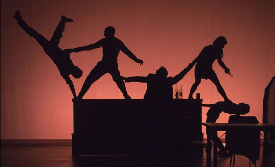Grugliasco in scena lo spettacolo «Speakeasy» dei francesi The Rat Pack (© Ufficio Stampa Cirko Vertigo)