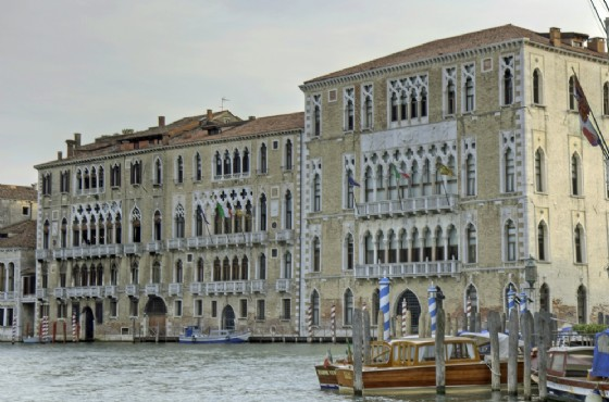 Venezia, a Ca' Giustinian «Registe alla Biennale Teatro 1934 – 2016» (© Circumnavigation - shutterstock.com)