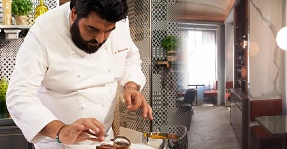 Il nuovo ristorante di chef Cannavacciuolo a Torino