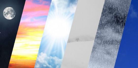 Le previsioni meteo del 24 Luglio