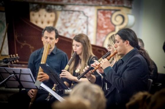 A Romano Canavese il Corso Internazionale di Musica Antica (© Accademia del RicercareUfficio Stampa)