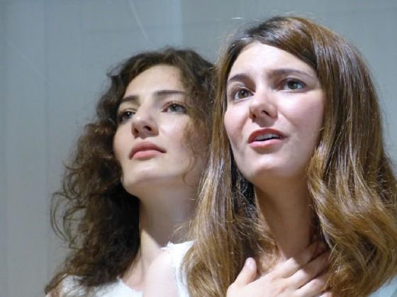 Noemi Garbo e Erika Borroz