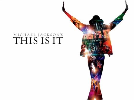 La cover del videoshow «This is it»