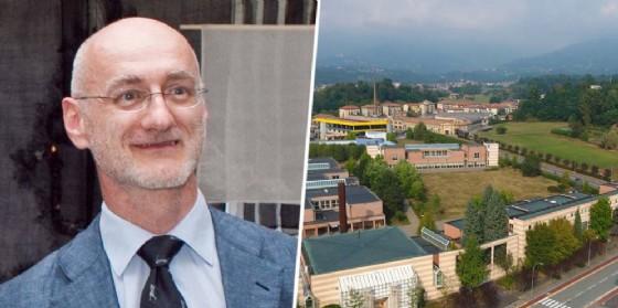 Pier Ettore Pellerey, presidente di Città Studi Biella