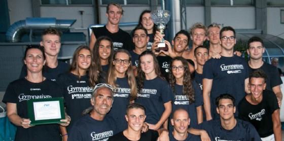 Campionato Regionale assoluti: Gymnasium Friulovest seconda, l'addio all'agonismo di Sciocchetti