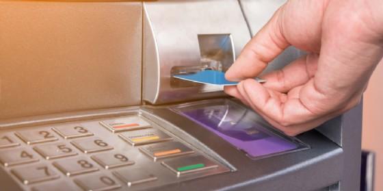 Un bancomat (© Shutterstock.com)