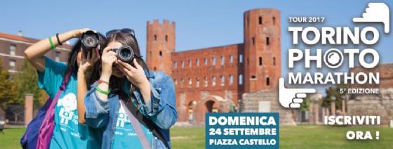 Torino, parte la «Torino Photo Marathon» (© Torino Photo Marathon)