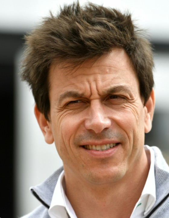 Mercedes F1 chief Toto Wolff