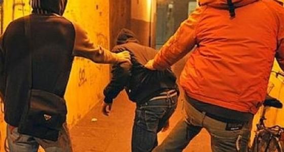 La rissa è stata sedata dagli agenti della Squadra Volante (© Diario di Torino)