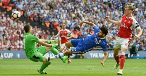Jorge Mendes spinge per Diego Costa al Milan