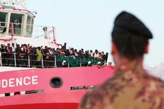 Italy has creaed a code to address the biggest migrant phenomenon in Europe since World War II, which lays down 13 rules Rome insists must be followed to prevent aid groups rescuing migrants from acting as a magnet for human traffickers.